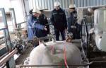 МНПЗ продолжает возведение комбинированной установки гидрокрекинга производства по переработке тяжелых нефтяных остатков
