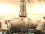 «Газпром» успешно испытал шаровые краны Алексинской «Тяжпромарматура» из унифицированных заготовок, изготовленных на новом заводе «Суходол-Спецтяжмаш»