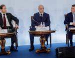 Юбилейный съезд РСПП прошел с участием Дениса Мантурова