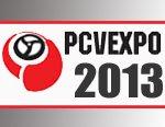 PCVExpo 2013 - растет спрос на выставочные площади
