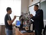 Ведущий конструктор ООО ПКФ «Экс-Форма» был проведен обучающий семинар для студентов ЧПОУ «Газпром колледж Волгоград»