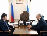 Деятельность ОАО «ПНТЗ» обсудили на губернаторском уровне