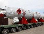 Волгограднефтемаш изготовил первую из шести крупногабаритных колонн для АО «Газпромнефть – ОНПЗ»