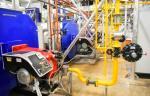 В поселке Марциальные воды запущена в работу новая блочно-модульная газовая котельная