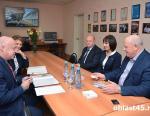 Генконсул Германии пообещал найти партнёров для курганского завода