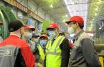 На заводе «Петрозаводскмаш» побывали гости из Народной Республики Бангладеш