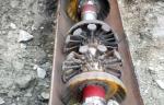 «Газпром трансгаз Екатеринбург» провел внутритрубную дефектоскопию газопровода в Полевском