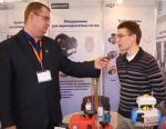 «Вентар». Интервью с П. Зябревым, специалистом технического отдела, в рамках выставки PCVExpo – 2016: «Спрос на пластиковую трубопроводную арматуру растет постоянно»