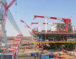 Президент ПАО ЛУКОЙЛ оценил ход строительства морских объектов в Каспийском море