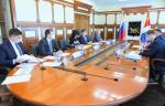В Приморском крае состоялась встреча главы «РусГидро» и губернатора