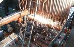 На Юго-Восточной котельной в Выборге завершены ремонтные работы