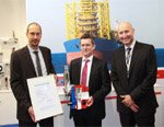 Leser получила сертификат DNV GL на пилотные предохранительные клапаны