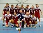 Спорт в арматуре: «Сибгазстройдеталь» оказывает поддержку флорбольному клубу «Спартак»