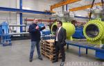 Методы испытаний арматуры большого диаметра на JC VALVES
