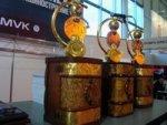 27 октября состоялось вручение награды Арматурный Оскар - 2010 в рамках форума PCVEXPO-2010