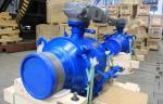 Завод ПТПА завершил изготовление и отгрузку шаровых кранов по заказу «Салым Петролеум Девелопмент»