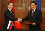 Россия и КНР завершили строительство нефтепровода Сковородино-Дацин