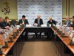 На заседании Экспертного совета ОАО «АК «Транснефть» были рассмотрены вопросы объемов, структуры и перспективы поставок российской нефти и нефтепродуктов на рынок Восточной Европы