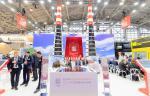 Посетителям «Металл-Экспо» демонстрируют новые инновационные разработки Группы «ЧТПЗ»
