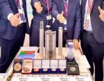 Изобретения ГХК взяли «золото», три «серебра» и специальные награды на 45 Международной выставке изобретений «Inventions Geneva - 2017»