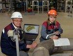 Специалисты технической диагностики Ростовской АЭС внедрили новую технологию по неразрушающему контролю сварных швов трубопроводов