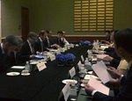 Денис Мантуров встретился с руководителями ведущих химических корпораций Китая