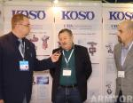 «СпецПромАрматура». А.А. Седельников и А.Кураев. Интервью с выставки «Нефтегаз-2018»