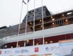«АБС Электро» принял участие в церемонии спуска ледокола «Александр Санников»