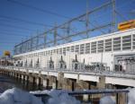 На Воткинскую ГЭС поставлено оборудование для замены гидроагрегата №4