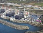 Энергоблок французской АЭС Фламанвиль остановлен из-за утечки