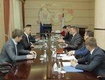 Перспективы развития Череповецкой ГРЭС обсуждены на встрече генерального директора ОГК-2 и губернатора Вологодской области