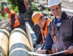 Красноярская теплотранспортная компания отремонтирует пять участков магистральных трубопроводов