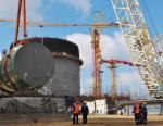 На втором энергоблоке Нововоронежской АЭС-2 началась установка теплообменников системы пассивного отвода тепла