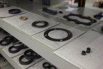 УНИХИМТЕК. Видеорепортаж с участка комплектации производства уплотнений. Часть I.