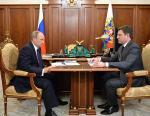 Министр энергетики РФ Александр Новак рассказал Президенту России Владимиру Путину о Центре восстановления деталей горячего тракта газовых турбин