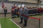 «Трубодеталь» вложила в участок внутреннего антикоррозионного покрытия более 200 миллионов рублей