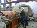 Уральский турбинный завод готовит к отгрузке турбину для Новолипецкого металлургического комбината