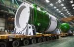 Компания «АЭМ-технологии» отправила первые ключевые элементы реакторного отделения на АЭС «Руппур»