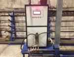 На заводе РЕКОМ запущена новая линия по производству крутоизогнутых отводов