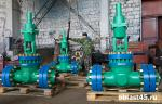 Курганский арматурный завод - «ИКАР» отгрузил арматуру на Крайний Север