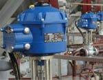 Европейский газопровод: приводы Rotork CVA обеспечивают улучшенный контроль работы трубопроводной арматуры на участках Украинских газовиков