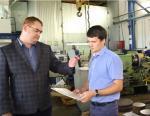 НПП «Томская электронная компания». Участок черновой обработки. Часть II