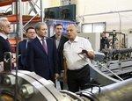 Губернатор Курганской области Алексей Кокорин оценил работу нового центра испытаний, сертификации и стандартизации трубопроводной арматуры