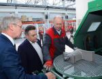Заместитель Министра энергетики РФ посетил Центр восстановления деталей горячего тракта газовых турбин