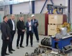 «Арматурный завод» посетило руководство Республики Башкортостан и Благовещенского района