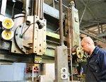 На заводе КОНТУР(входит в МК СПЛАВ) «Реанимировали» карусельный станок