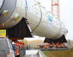 СИБУР поставил для «ЗапСибНефтехима» крупногабаритное оборудование