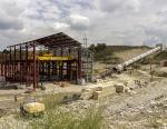 На строящейся Зарагижской ГЭС завершили испытания гидроагрегатов на холостом ходу