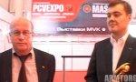 Интервью с Граком Д.Г. и Левиным Д.О. после вручения Оскара-2010 (PCVEXPO-2010)