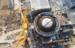 Новые электродвигатели ГЦНА введены в эксплуатацию на Ленинградской АЭС-2